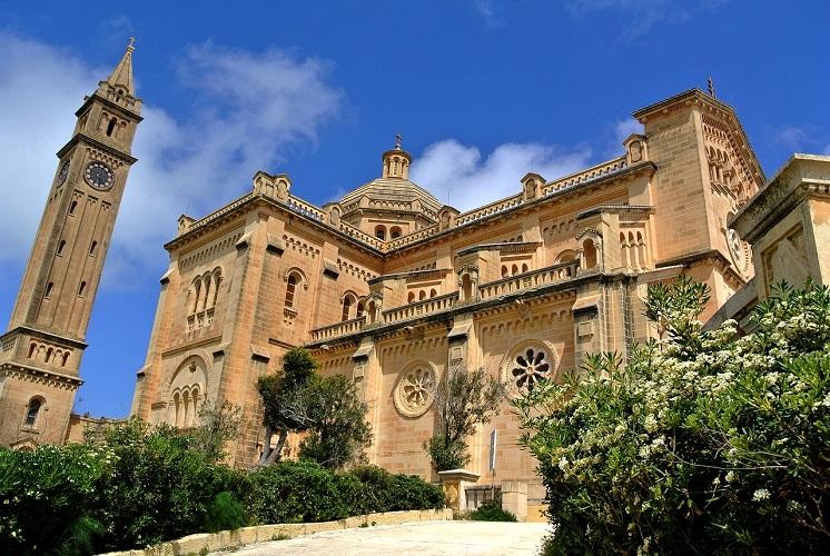 Zabytki na Wyspie Gozo